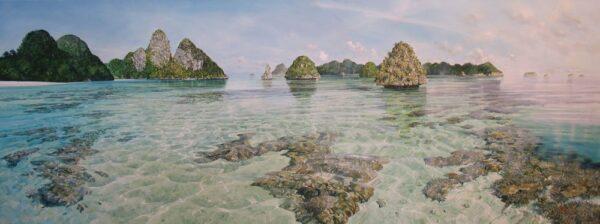 Larry Mitchell Raja Ampat West Papua New Guinea