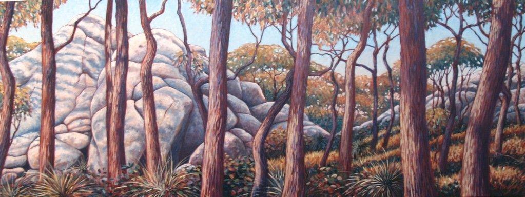Jarrah and Granite