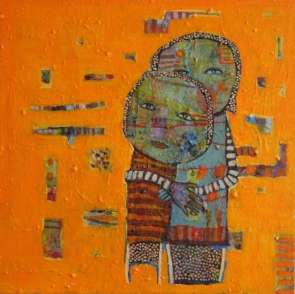 Yolande Barker   My Beautiful Boy Fine Art