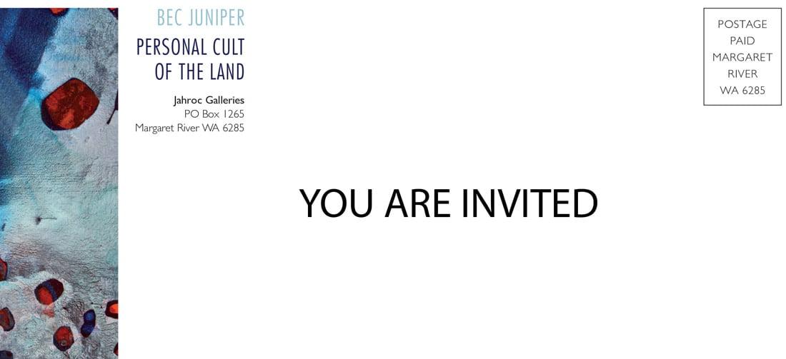 Bec Juniper Invite Envelopes