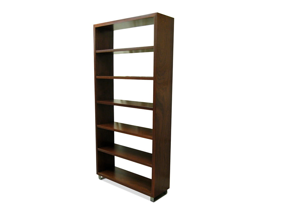 Dry Reef Jarrah Bookcase Fine Art