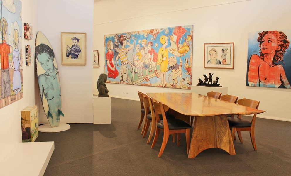 Gallery Shop Modern Art