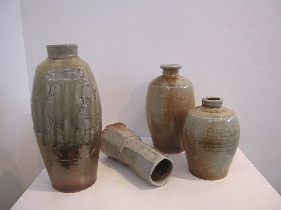 Greg Crowe Ceramics Cluster 3