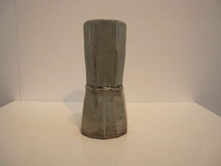 Greg Crowe Faceted Vase Gcr06