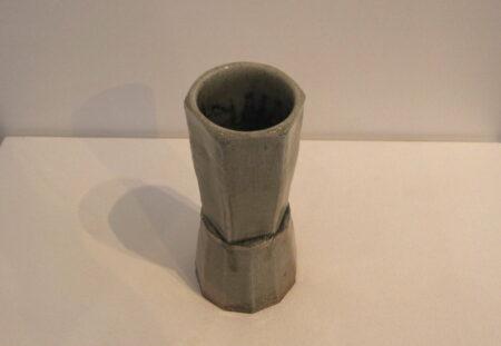 Greg Crowe Faceted Vase Gcr06 Top