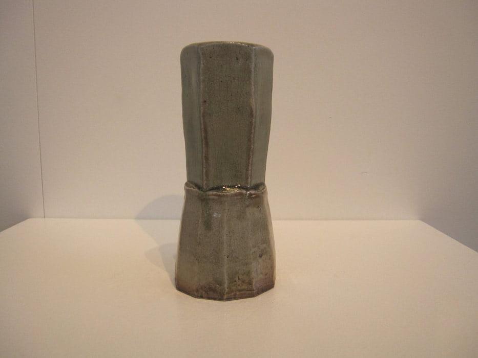 Greg Crowe   Faceted Vase 6 Fine Art