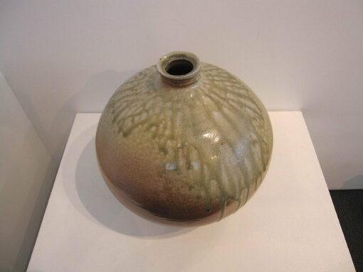 Greg Crowe Spherical Pot Gcr10 Top