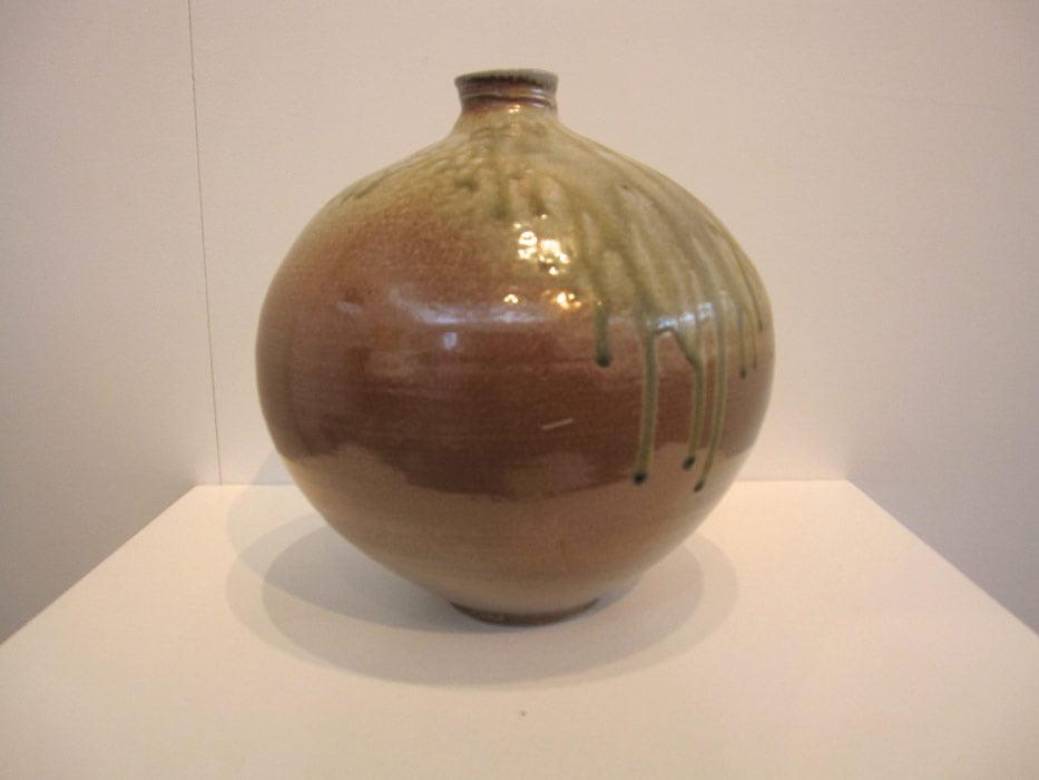 Greg Crowe   Spherical Pot Fine Art