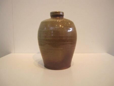 Greg Crowe Vase 21cmx9dia Gcr07