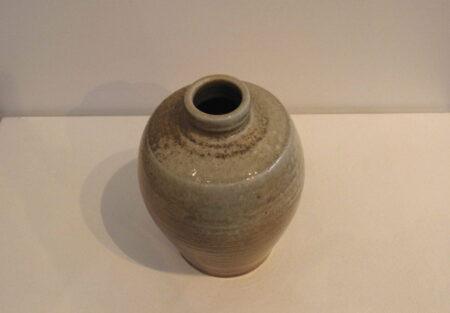 Greg Crowe Vase 21cmx9dia Gcr07 Top