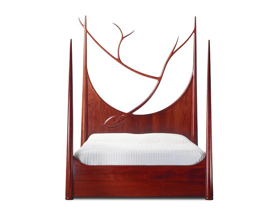 Life Begins Artistic Bed Fine Art