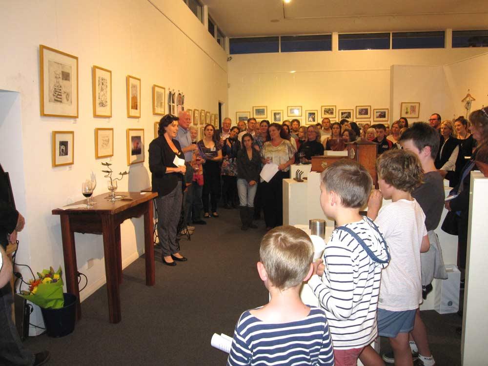 Mrshs Exhibition Opening Night 2014 1