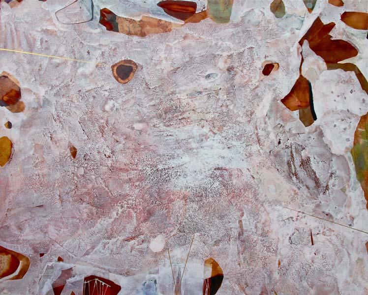 Moon Rock 1220 X 1525 Mm Mixed Media