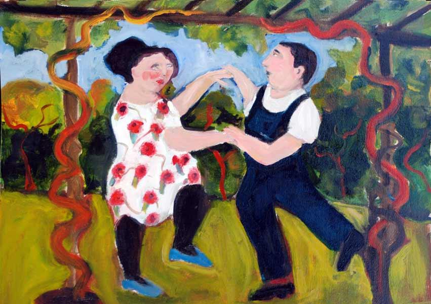 Murray Gill Harvest Dancers