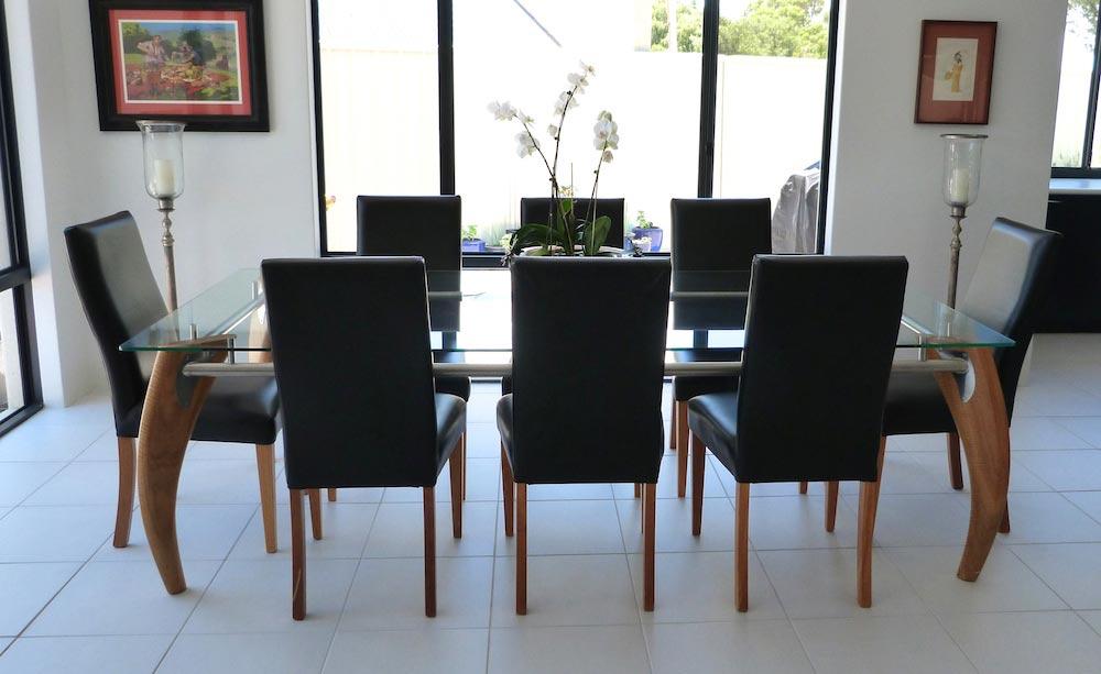 dining room fine art. resale finn dining table fine art room h