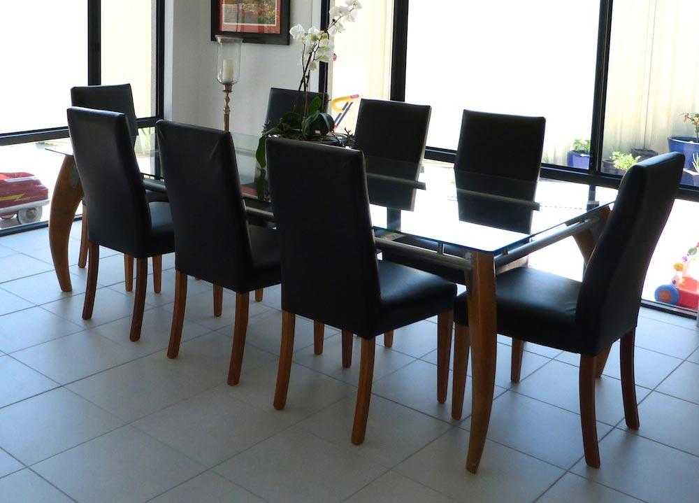 Resale Finn Dining Table Fine Art
