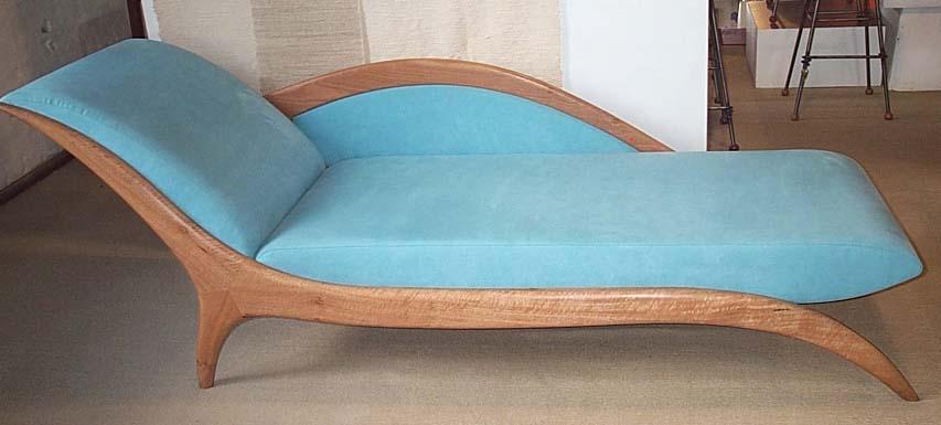 Resale Sues Chaise Lounge Fine Art