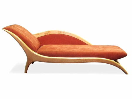 Sues Modern Chaise Lounge
