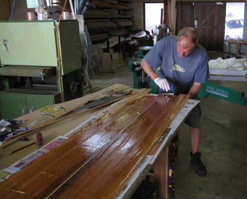 Surfboard 7 6 Jim Banks Prep Bottom Sheet