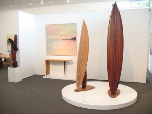 Surfboards In Gallery