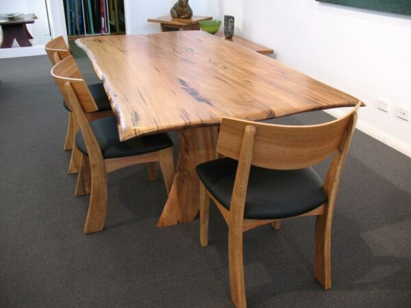 Baby Fallen Giant Dining Table Marri Timber