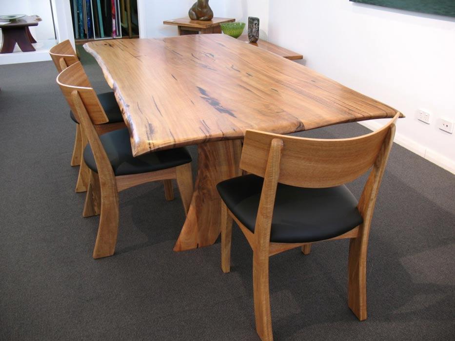 Baby Fallen Giant Marri Table • Fine Furniture Design