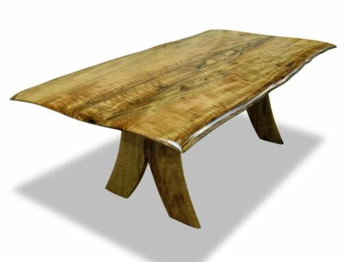 Baby Fallen Giant Marri Dining Table 2100L X 1150W