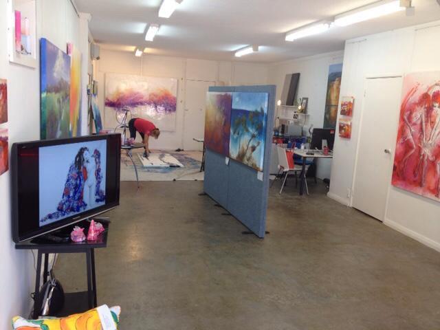 Di Taylor Artist Studio
