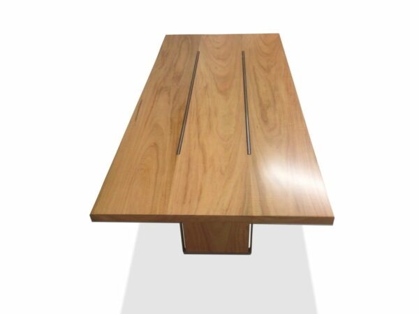 Dry Reef Marri Timber Timber Dining Table 2100L X 1100W Top