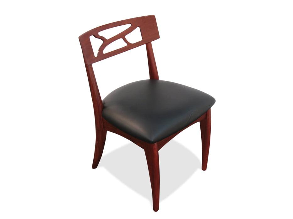 Filigree Dance Dining Chair Fine Art