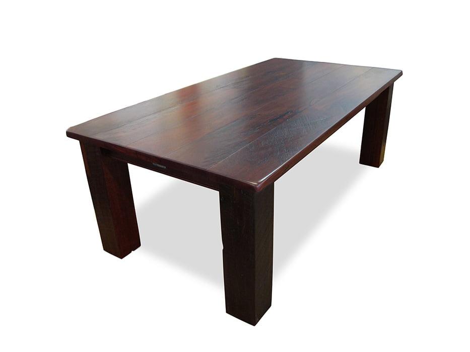 Homesteader Jarrah Dining Table Fine Art
