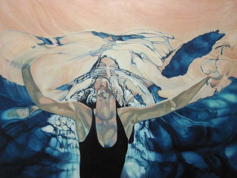 Jane Pestell Litten Artist   Up Close & Personal Fine Art