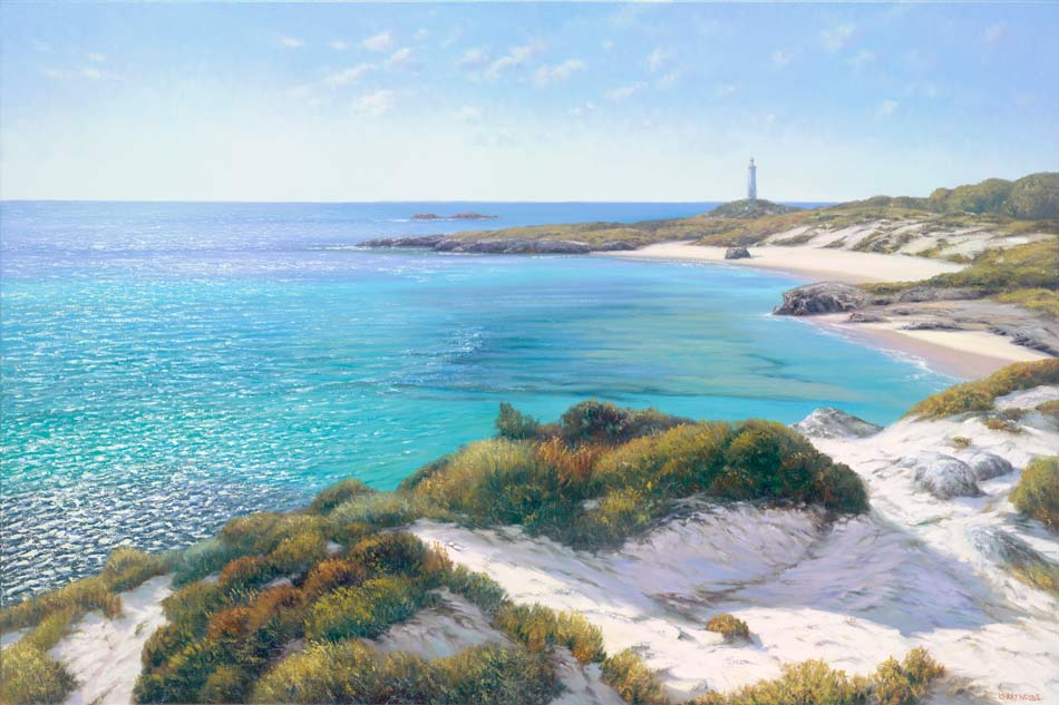 Kerry Nobbs Glistening Morn120Cm80Cm Oil On Canvas