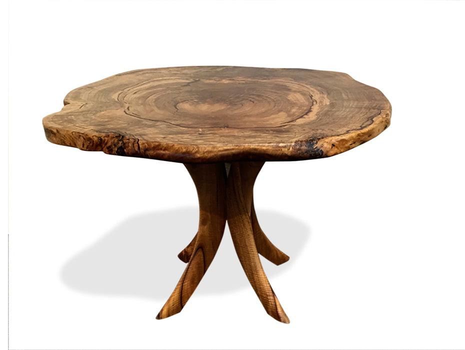Marri Burl Kitchen Table Fine Art