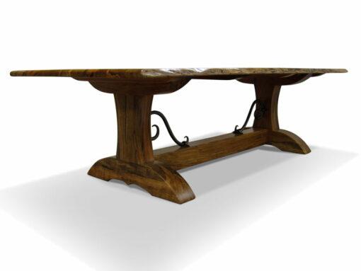 Murchison Marri Dining Table 2700L X 1150W Side