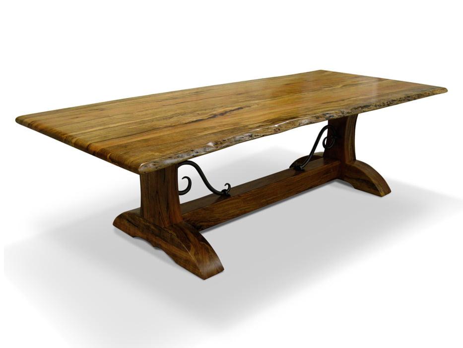 Murchison Marri Dining Table Fine Art