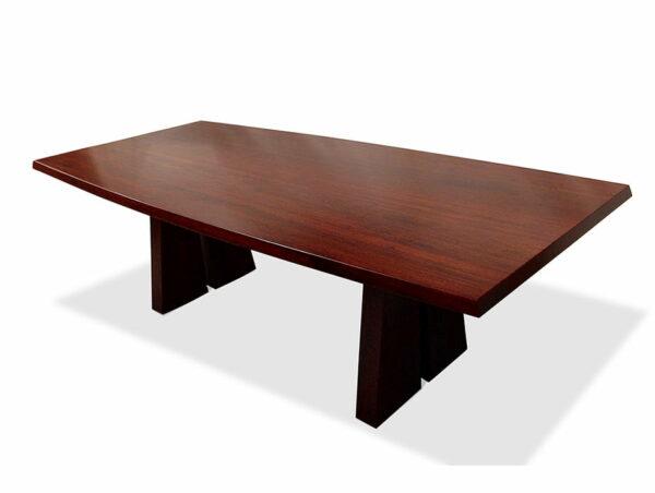 Nara Jarrah Straight Edge Dining Table