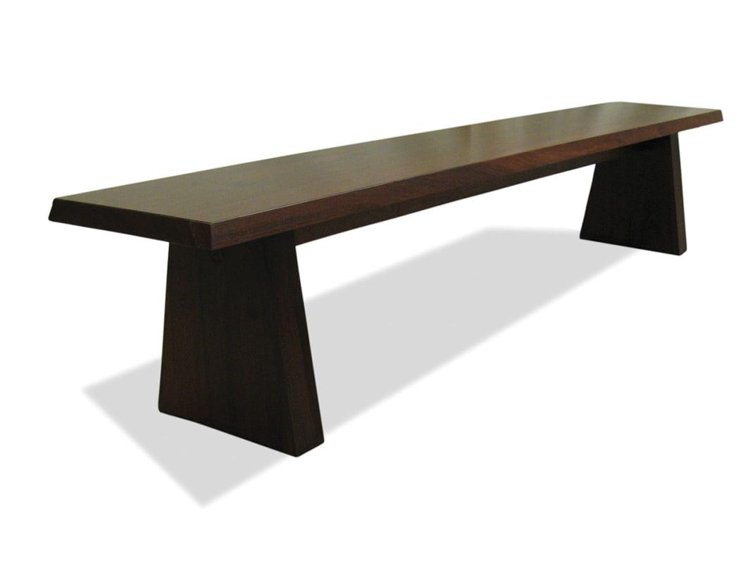 Nara Timber Bench Seat Fine Art