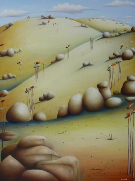 Shane Moad One Special Place 76cmx101cm