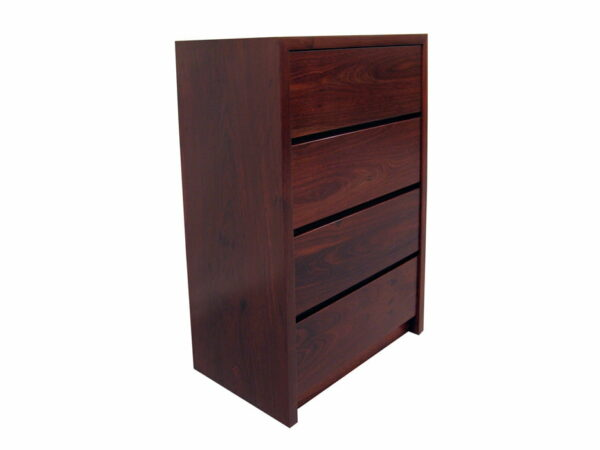 Shinto Chest Of Drawers Jarrah Timber