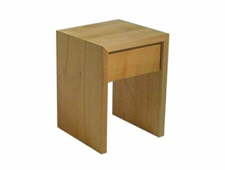Shinto Marri Bedside Table With Drawer