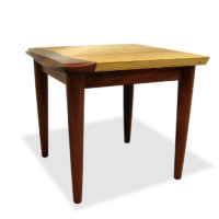 Silhouette Timber Sofa Table