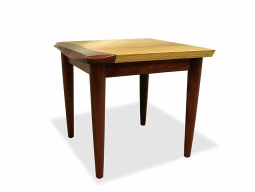 Silhouette Jarrah And Sheoak Inlay Sofa Table