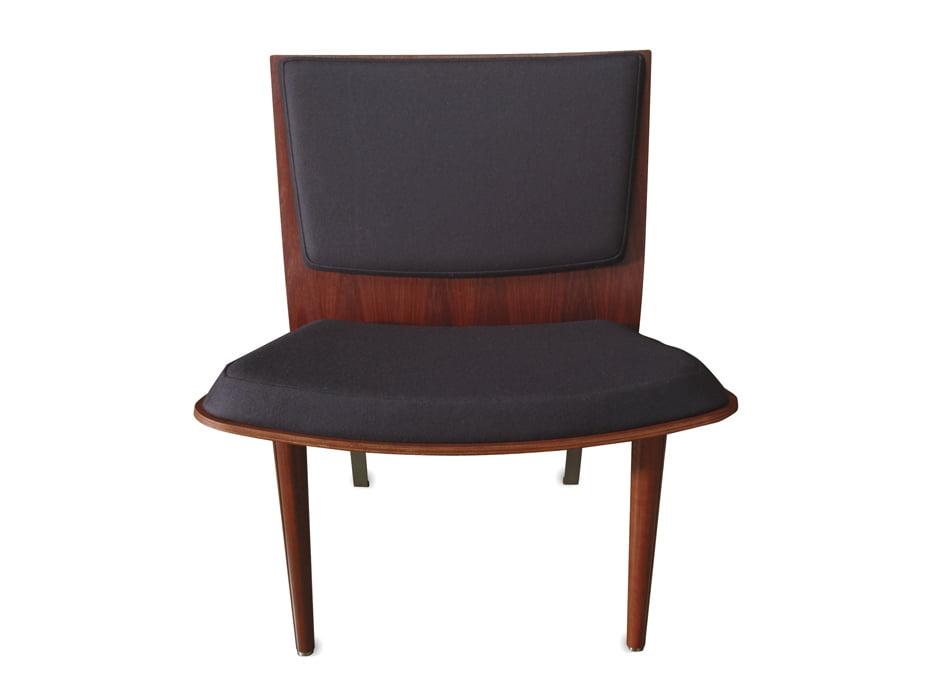 Silhouette Lounge Chair Fine Art
