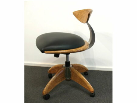 Spock Office Chair Marri Timber