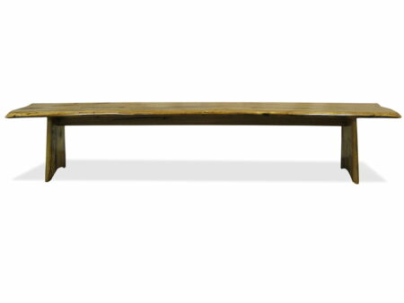 Spock Wooden Bench Seat