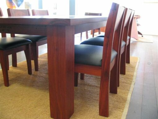Stockman Dining Chairs With Homesteader Dining Table