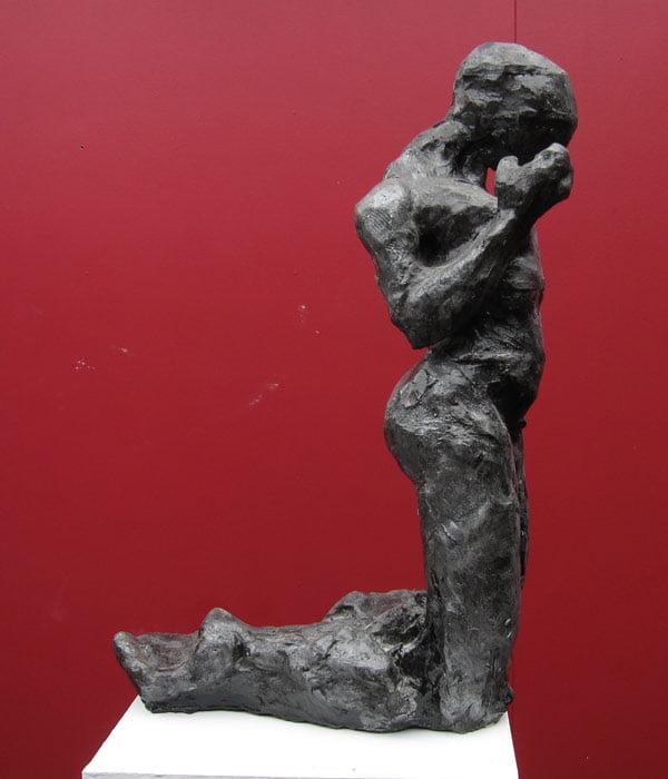 Toby Bell Ariel 2 Sculpture Side