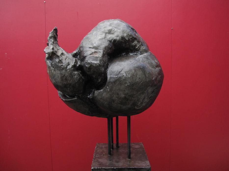 Toby Bell   Nautilis sculpture Fine Art
