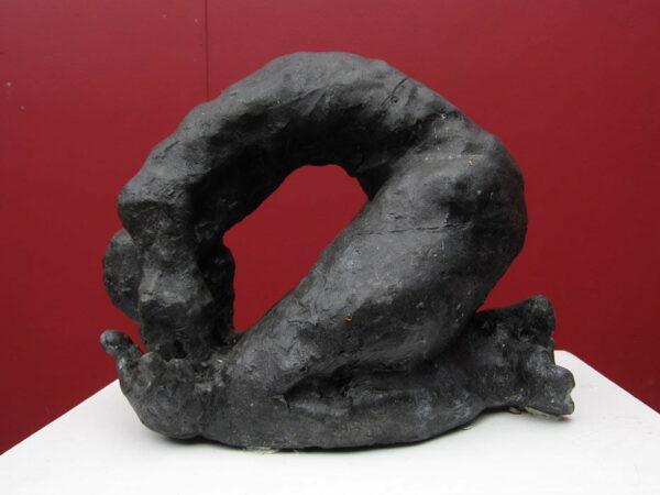 Toby Bell Portal Sculpture Side